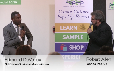 Interview with Edmund DeVeaux of New Jersey Canna Business Association
