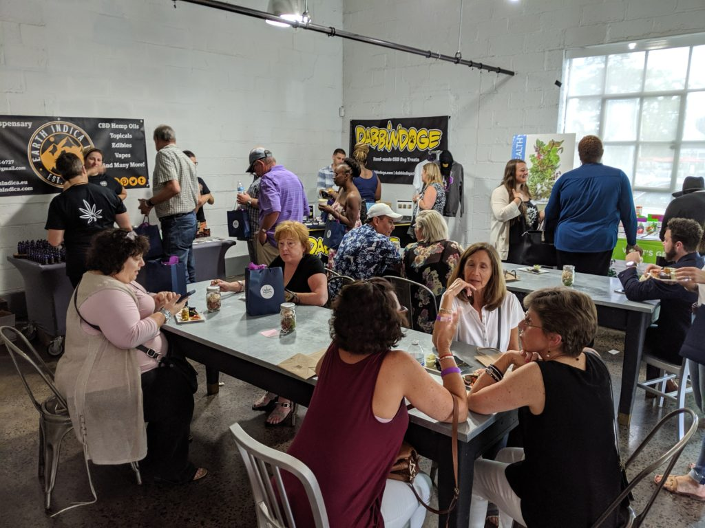 Listen to This Reaction to Attending a Canna Pop-Up Event 3