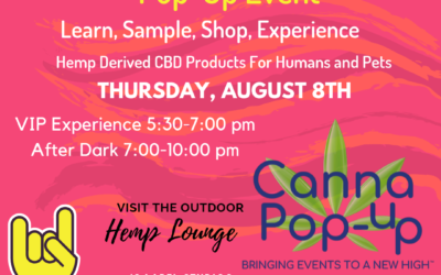 Get Tickets for Canna Pop-Up Montclair, NJ