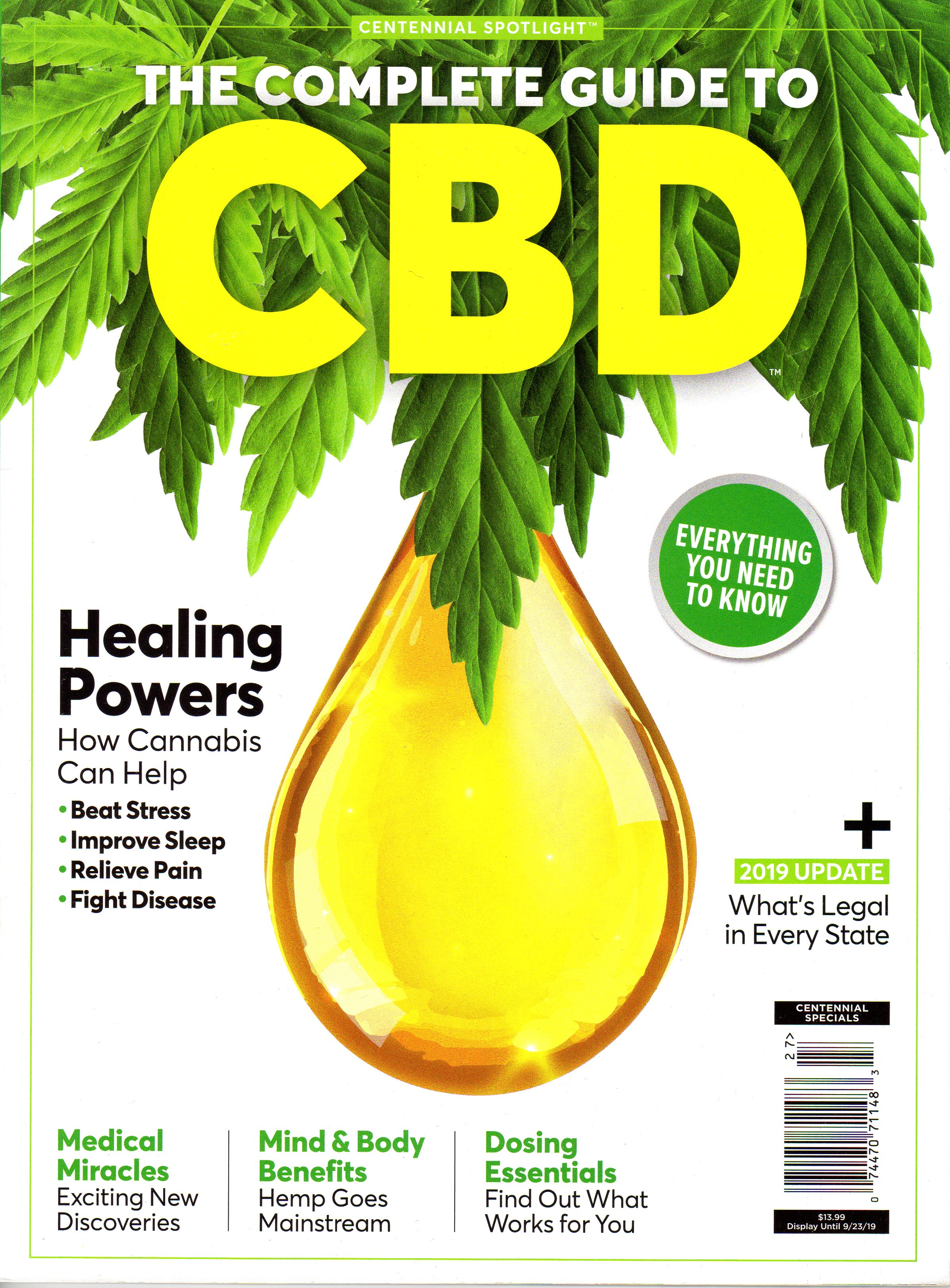 Pop-Up Pot Article in The Complete Guide to CBD 1