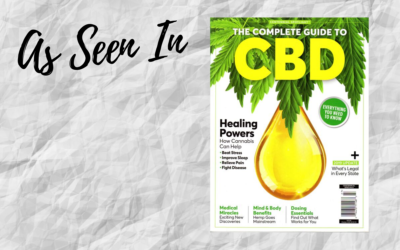 Pop-Up Pot Article in The Complete Guide to CBD