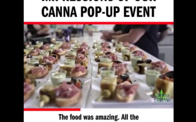 Listen to This Reaction to Attending a Canna Pop-Up Event